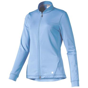 Puma Ladies Full Zip Knit Golf Jacket Ultramarine
