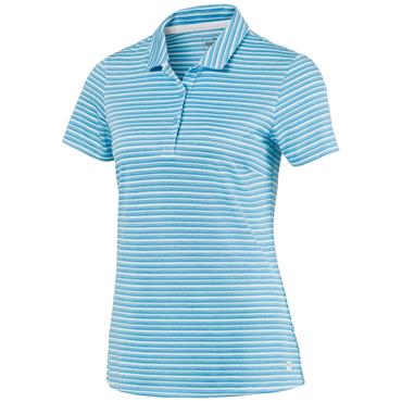 Puma Ladies Links Polo Etheral Blue