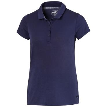 Puma Ladies Fusion Polo Peacoat