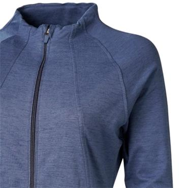 Puma Ladies Warm Up Jacket Dark Denim