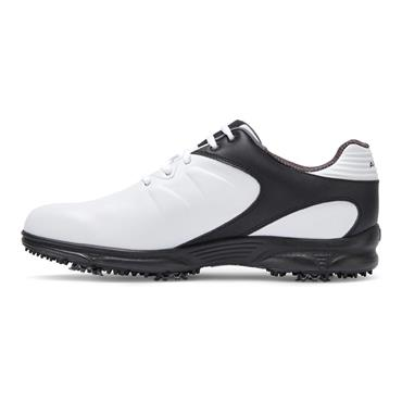 FootJoy Gents Arc XT Golf Shoes Medium-Fit White - Black
