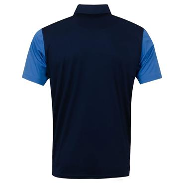 Puma Gents Bonded Polo Shirt Star Sapphire