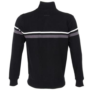 Abacus Gents Dornoch Knitted Windstopper Black