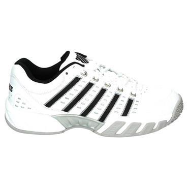 K-Swiss Gents Tennis BigShot Light Omni Shoes White - Black - Silver