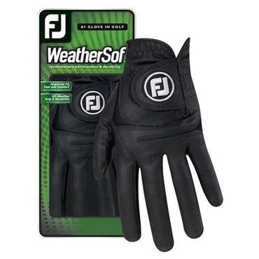 FootJoy Weathersof MRH Glove Black
