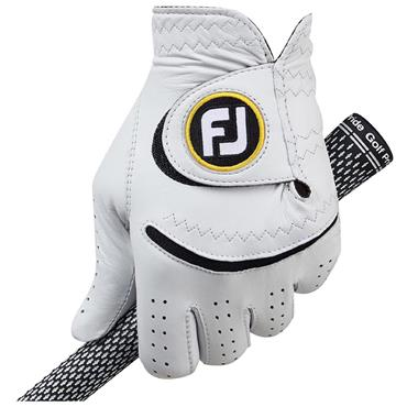 FootJoy Stasof Mens Right Hand Glove Pearl
