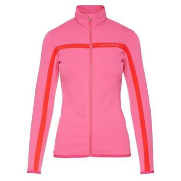 J.Lindeberg Ladies Jarvis Fieldsensor Jacket Pink