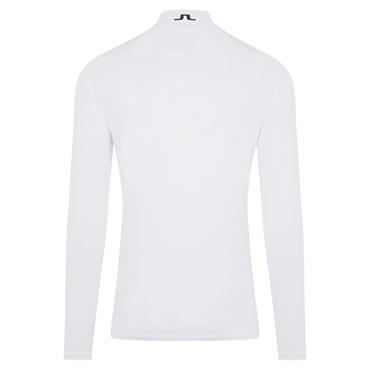 J.Lindeberg Gents Aello Soft Compression Baselayer White