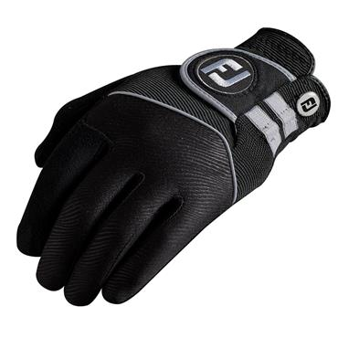 FootJoy Ladies RainGrip Gloves Black