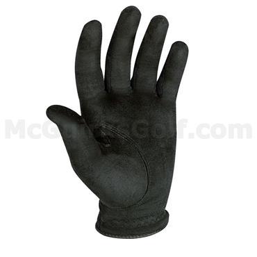 FootJoy Ladies RainGrip Golf Gloves (Pair) Grey - Black