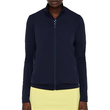 J.Lindeberg Ladies Gamon Seamless Midlayer Navy