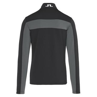 J.Lindeberg Gents Kimball Structured Mid Jacket Black