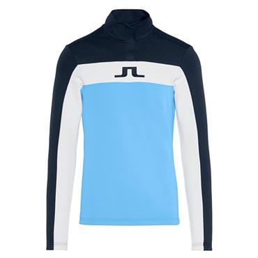 J.Lindeberg Gents Kimball Structured Mid Jacket Blue