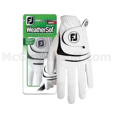 FootJoy Ladies WeatherSof Left Hand Fashion Golf Glove