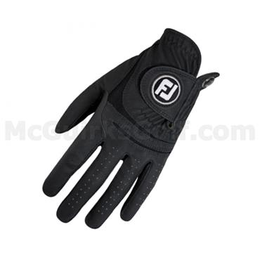 FootJoy Ladies WeatherSof Left Hand Golf Glove Black