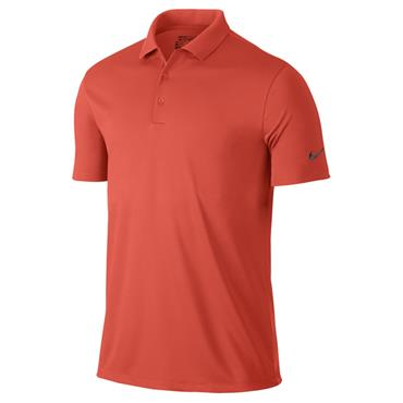 Nike Gents Victory Solid Polo Shirt Orange