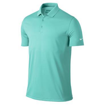 Nike Gents Victory Solid Polo Shirt Light Aqua