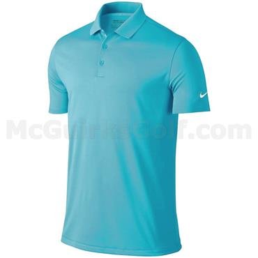 Nike Gents Victory Solid Polo Shirt Sky