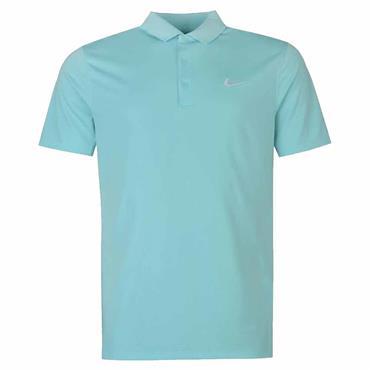 Nike Gents Dry LC Victory Solid Polo Shirt Light Aqua