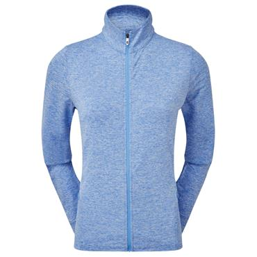 FootJoy Ladies Chill Out Top Blue Jay