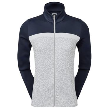 FootJoy Ladies Chill Out Top Navy - White
