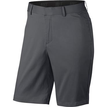 Nike Gents Flat Front Shorts Grey