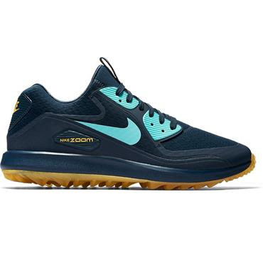 Nike Gents Air Zoom 90 IT Golf Shoes Navy