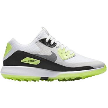 Nike Gents Air Zoom 90 IT Golf Shoes White