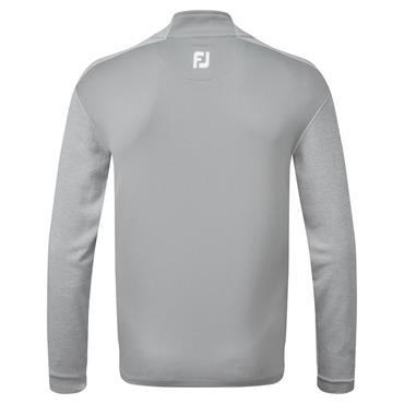 FootJoy Gents Tonal Heather Chill-Out Top Grey