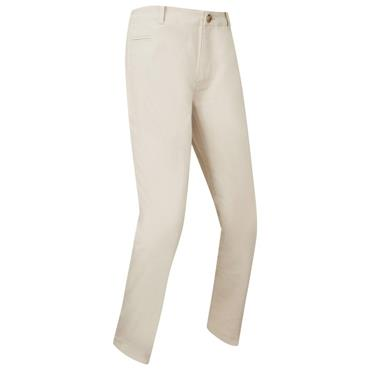 FootJoy Gents Tapered Fit Chino Trouser Stone