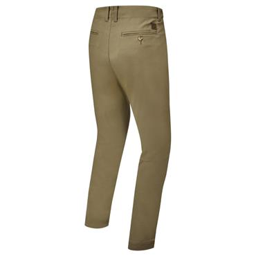 FootJoy Gents Tapered Fit Chino Trousers Dusky Olive