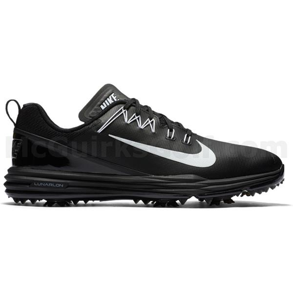online retailer c518c 80bba Nike Gents Lunar Command 2 Golf Shoes Wide Fit Black   Golf Store