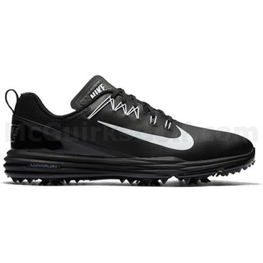 Nike Gents Lunar Command 2 Golf Shoes Wide Fit Black