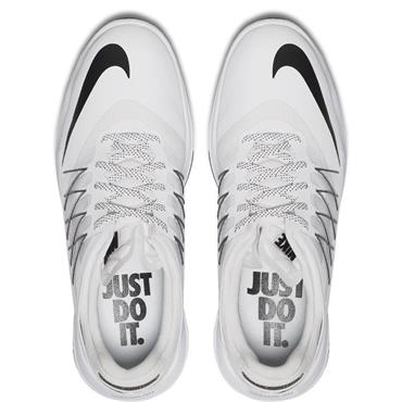 Nike Gents Lunar Control Vapor Golf Shoes White