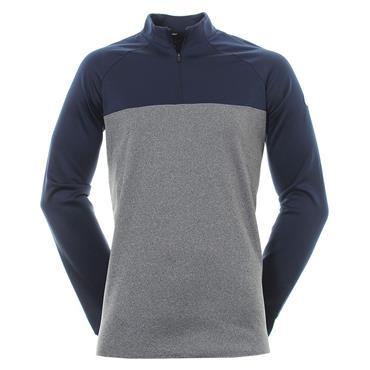 Benross Mens Xtex Half Zip Neck Sweater