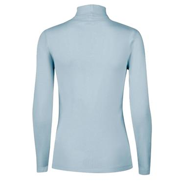 Daily Sports Ladies Maggie Long Sleeve Roll Neck Dove Blue