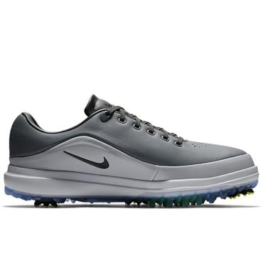 Nike Gents Air Zoom Precision Golf Shoes Grey - Black