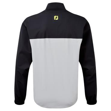 FootJoy Gents HydroLite Jacket Black - Grey - Lime
