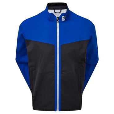 FootJoy Gents HydroLite Jacket Royal - Black - Silver