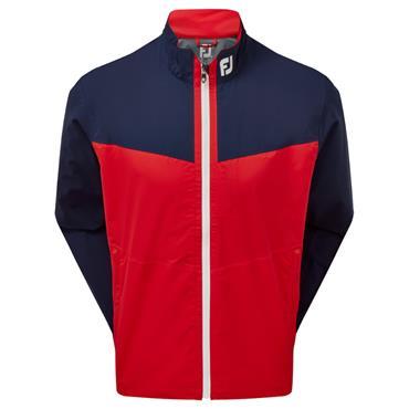 FootJoy Gents HydroLite Jacket Navy - Red - White