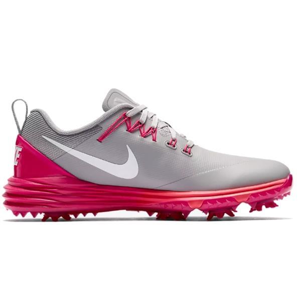 quality design bd0d1 a66eb Nike Ladies Lunar Command 2 Golf Shoes Grey