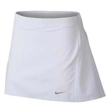 """Nike Ladies 14"""" Flex Golf Skort White"""