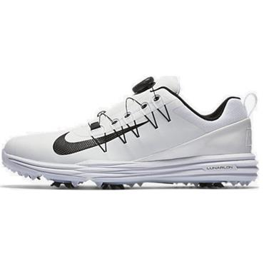 Nike Gents Lunar Command 2 Boa Shoes White - Black