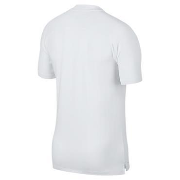 Nike Gents AeroReact Momentum Slim Golf Polo Shirt White