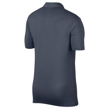 Nike Gents Dri Fit Standard Fit Polo Shirt Thunder Blue
