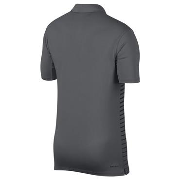 Nike Gents Dri Fit Standard Fit Polo Shirt Dark Grey