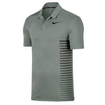 Nike Gents Dri Fit Standard Fit Polo Shirt Green