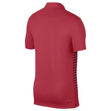Nike Gents Dri Fit Standard Fit Polo Shirt Pink