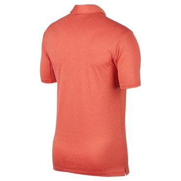 Nike Gents Dri Fit Polo Shirt Coral