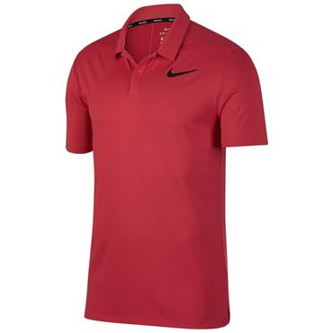 Nike Gents Breathe Polo Shirt Pink
